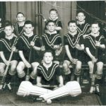St Johns Hockey Team date unknown aproximatey 1943