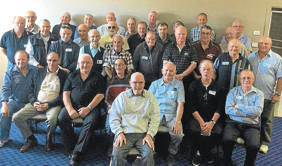 Goulburn Reunion St John's Old Boys March 2015