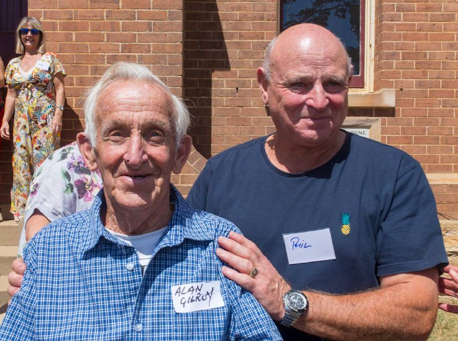 Goulburn's orphanage residents gather for reunion