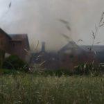 St Johns Goulburn Building On Fire